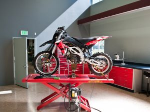 We are capable of performing dynamic testing on motorcycles.