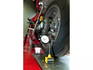 We have the facilities and equipment to perform extensive diagnostic tests on any type of motorcycle.