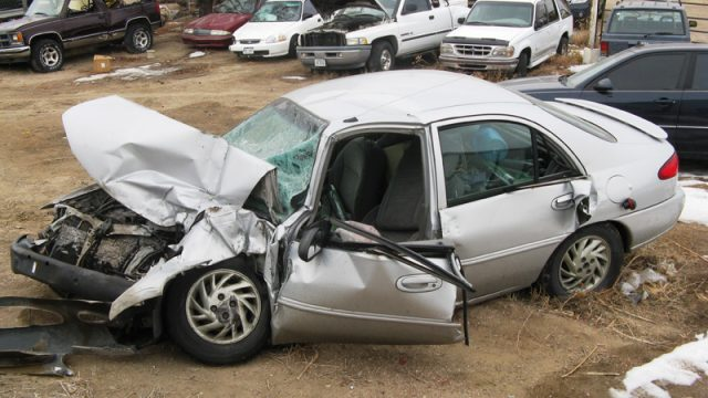 We have been involved in great deal of car accidents, ranging from fender benders to 20 car pile ups.